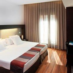 Отель Catalonia Port Испания, Барселона - отзывы, цены и фото номеров - забронировать отель Catalonia Port онлайн комната для гостей фото 4