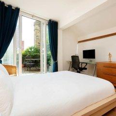 Отель The Grainstore Великобритания, Лондон - отзывы, цены и фото номеров - забронировать отель The Grainstore онлайн комната для гостей фото 4