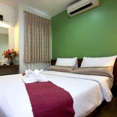 Отель Nida Rooms Rambutri 147 Grand Palace Таиланд, Бангкок - отзывы, цены и фото номеров - забронировать отель Nida Rooms Rambutri 147 Grand Palace онлайн комната для гостей фото 2