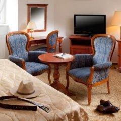 Отель Imperial Spa & Kurhotel Чехия, Франтишкови-Лазне - отзывы, цены и фото номеров - забронировать отель Imperial Spa & Kurhotel онлайн удобства в номере