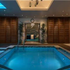 Отель Bellagio бассейн фото 3