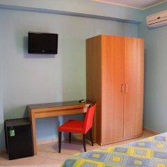 Отель Zama Bed&Breakfast Италия, Скалея - отзывы, цены и фото номеров - забронировать отель Zama Bed&Breakfast онлайн удобства в номере фото 2