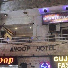 Anoop Hotel городской автобус