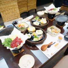 Отель Ryokan Nagomitsuki Беппу питание фото 2