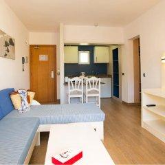Отель Aparthotel Cabau Aquasol комната для гостей фото 7