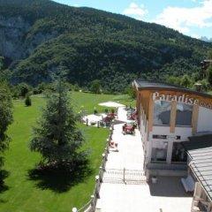Hotel Belvedere & Paradise Club Center Фай-делла-Паганелла балкон