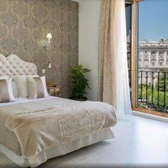 Отель Hostal Central Palace Мадрид комната для гостей