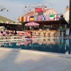 Club Dorado Турция, Мармарис - отзывы, цены и фото номеров - забронировать отель Club Dorado онлайн бассейн фото 3