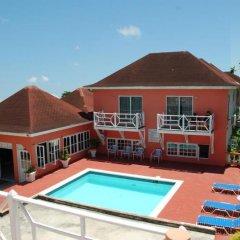 Отель Shields Negril Villas LTD бассейн фото 3