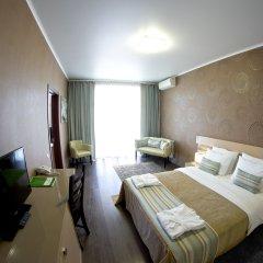 Гостиница Green Park в Калуге 11 отзывов об отеле, цены и фото номеров - забронировать гостиницу Green Park онлайн Калуга комната для гостей фото 4