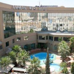 Отель Amman West Hotel Иордания, Амман - отзывы, цены и фото номеров - забронировать отель Amman West Hotel онлайн балкон