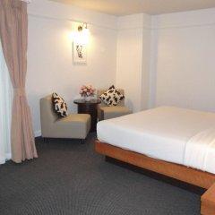 Отель Flipper House Паттайя комната для гостей