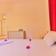 Отель Kalkan Park Otel комната для гостей фото 3