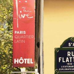Отель The Five Hotel Франция, Париж - отзывы, цены и фото номеров - забронировать отель The Five Hotel онлайн городской автобус