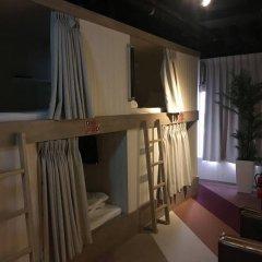 Отель Capsule and Sauna Oriental Япония, Токио - отзывы, цены и фото номеров - забронировать отель Capsule and Sauna Oriental онлайн гостиничный бар