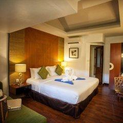 Отель Tango Beach Resort комната для гостей