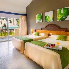 Отель Grand Sirenis Punta Cana Resort Casino & Aquagames комната для гостей фото 2