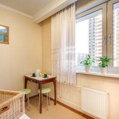 Апартаменты #514 OREKHOVO APARTMENTS near Tsaritsyno park удобства в номере фото 2