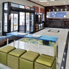 Отель Holiday Inn Express Kennedy Airport США, Нью-Йорк - 2 отзыва об отеле, цены и фото номеров - забронировать отель Holiday Inn Express Kennedy Airport онлайн гостиничный бар