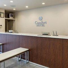 Comfort Hotel Tendo интерьер отеля фото 2