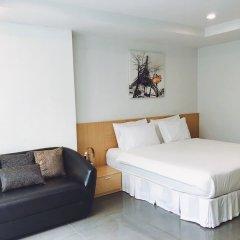 Апартаменты Marigold Ramkhamhaeng Boutique Apartment комната для гостей фото 2