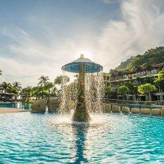 Отель Phuket Marriott Resort & Spa, Merlin Beach бассейн