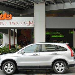 Отель Triple Two Silom Бангкок городской автобус