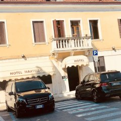 Отель Martello Италия, Маргера - 1 отзыв об отеле, цены и фото номеров - забронировать отель Martello онлайн парковка