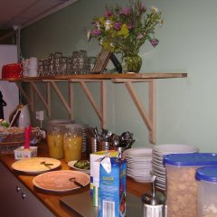 Hostel Bed and Breakfast удобства в номере