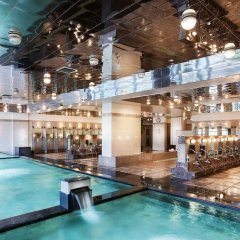 Отель Inter-Burgo Южная Корея, Тэгу - отзывы, цены и фото номеров - забронировать отель Inter-Burgo онлайн бассейн