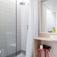 Отель Patio São Vicente Guest House ванная
