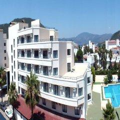 Idas Club Hotel - All Inclusive балкон