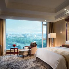Soluxe Hotel Guangzhou комната для гостей фото 5