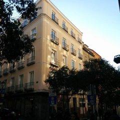 Отель Sidorme Madrid Fuencarral 52 Испания, Мадрид - 1 отзыв об отеле, цены и фото номеров - забронировать отель Sidorme Madrid Fuencarral 52 онлайн вид на фасад