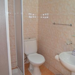 Отель Hayat Motel ванная фото 2