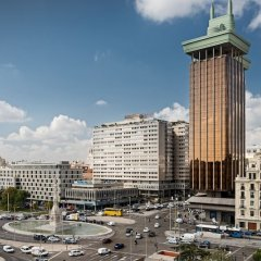 Отель NH Sanvy Испания, Мадрид - отзывы, цены и фото номеров - забронировать отель NH Sanvy онлайн фото 6