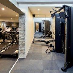Отель Santa Eulalia Hotel Apartamento & Spa Португалия, Албуфейра - отзывы, цены и фото номеров - забронировать отель Santa Eulalia Hotel Apartamento & Spa онлайн фитнесс-зал