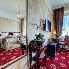 Бутик-отель Золотой Треугольник 4* Стандартный номер с двуспальной кроватью фото 44