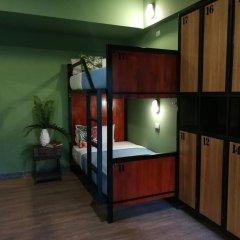Miami Hostel Sukhumvit комната для гостей фото 2
