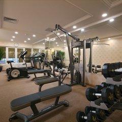 O'Gallery Premier Hotel & Spa фитнесс-зал фото 2