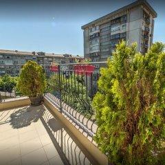 Отель Aris Болгария, София - 1 отзыв об отеле, цены и фото номеров - забронировать отель Aris онлайн балкон