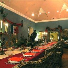 Отель Relais Castello San Giuseppe Кьяверано гостиничный бар