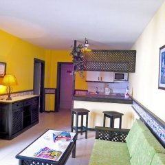 Отель Puerto Caleta комната для гостей фото 2