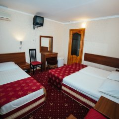 Гостиница Геленджикская бухта комната для гостей фото 4