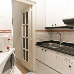 Отель Apartamento Plaza España Мадрид в номере фото 2