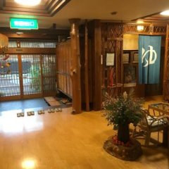 Отель Hayato Ryokan Цуруока интерьер отеля фото 3
