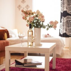 Апартаменты Lidicka Apartments питание