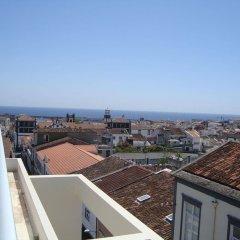 Отель Residencial Sete Cidades Португалия, Понта-Делгада - отзывы, цены и фото номеров - забронировать отель Residencial Sete Cidades онлайн балкон