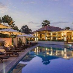 Отель Dewa Phuket Nai Yang Beach Таиланд, Пхукет - 1 отзыв об отеле, цены и фото номеров - забронировать отель Dewa Phuket Nai Yang Beach онлайн бассейн