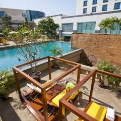 Отель Dusit Princess Srinakarin Бангкок балкон